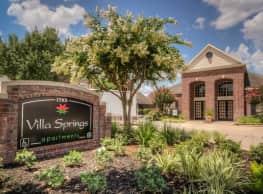 Villa Springs - Houston