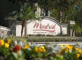 Madrid Apartments - Mission Viejo