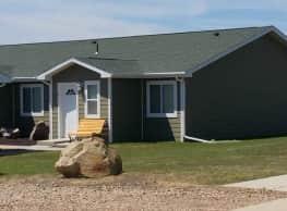 Prairie Meadows Townhomes - New Town