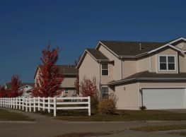 West Indian Hills Townhomes - Topeka