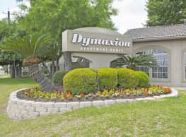 Dymaxion - San Antonio