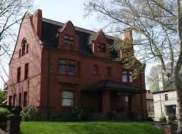 Ellsworth Mansion - Pittsburgh