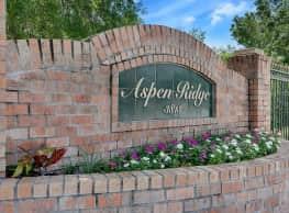 Aspen Ridge Apartments - Gainesville