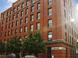 Crane Lofts - Portland