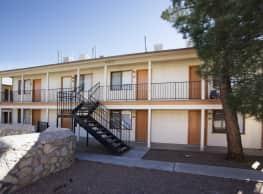 Desert Sun Apartments El Paso Tx 79924