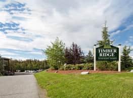 Timber Ridge Apartments - Eagle River