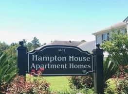 Hampton House Apartments - Long Beach
