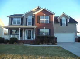 This 4 bedroom, 2.5 bath home has 2276 square feet - Knoxville