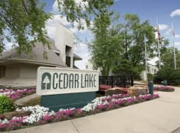 Cedar Lake - Norman