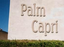Palm Capri - Burbank