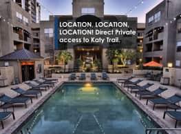 Gables Katy Trail - Dallas