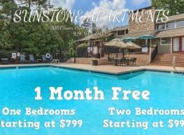 SunStone Apartments - Chapel Hill