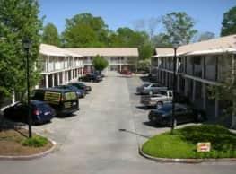 Mark II Apartments - Hattiesburg