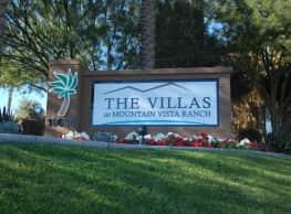 The Villas at Mountain Vista Ranch - Surprise