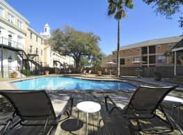 The Park at Cedar Lawn Apartments - Galveston