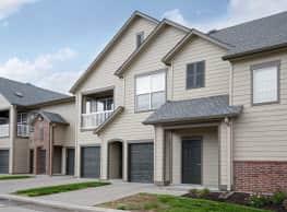 The Manor Homes of Arborwalk Apartments - Lees Summit