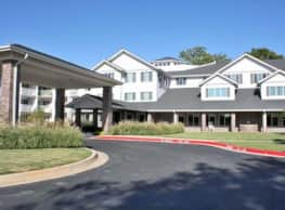 55+ Restricted - Prairie Rose Retirement Community - Tulsa