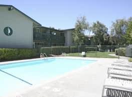 Crystal Springs Terrace - San Bruno
