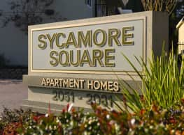 Sycamore square apartments rancho cordova ca 95670 for Sycamore square