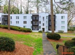 Park at Peachtree Memorial - Atlanta