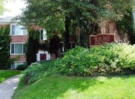 Nob Hill Apartments - Ann Arbor