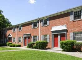 Colonial Yorktown Apartments Roanoke Va