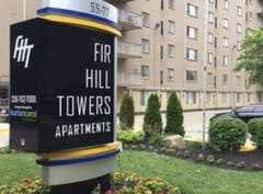 Fir Hill Towers - Akron