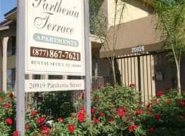 Parthenia Terrace Apartments - Canoga Park