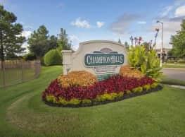 Champion Hills At Windyke - Memphis