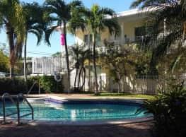 The Jasmine Apartments - Fort Lauderdale