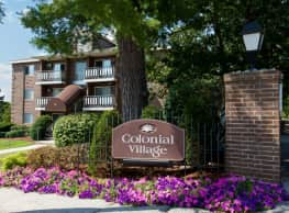 Colonial Village - Manchester