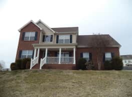This 3 bedroom, 2.5 bath home has 2407 square feet - Knoxville