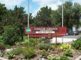 Cedar Green Apartments - Monroe