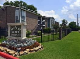Ashford Creek - Houston