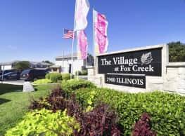 The Village At Fox Creek - Killeen