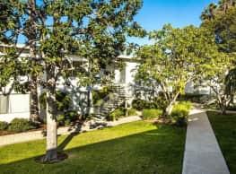 Mission Arbor Apartments - San Diego, CA 92120