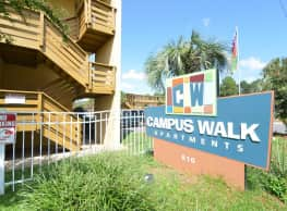 Campus Walk - Tallahassee
