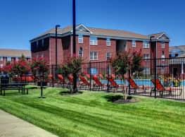 The Blue Apartments - Murfreesboro
