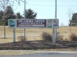 Sycamore Green Apartments - Sycamore