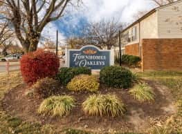 Townhomes Of Oakleys - Richmond