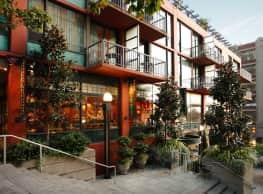 Harbor Steps - Seattle