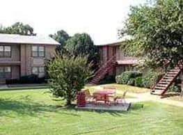 The Garden Apartments - Oklahoma City