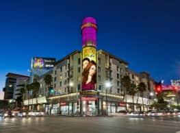 sunset + vine - Hollywood