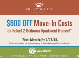 Richey Woods - New Port Richey
