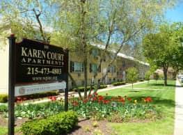 Patricia Court and Karen Court - Lansdowne