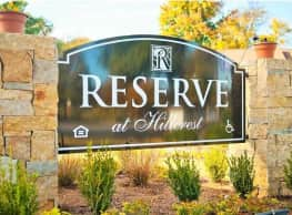 Reserve at Hillcrest - Spartanburg