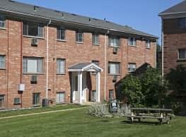 Sage Terrace Apartments - Kalamazoo