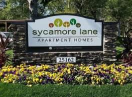 Sycamore Lane - Mission Viejo