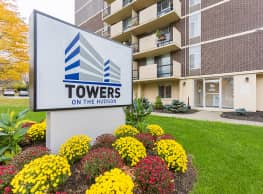 Towers on the Hudson - Troy