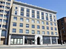 The Hollander Building - Hartford